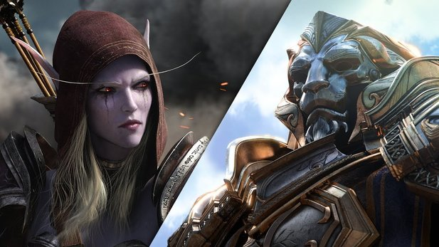 World of Warcraft: Battle for Azeroth geht Anfang 2018 in die Beta.