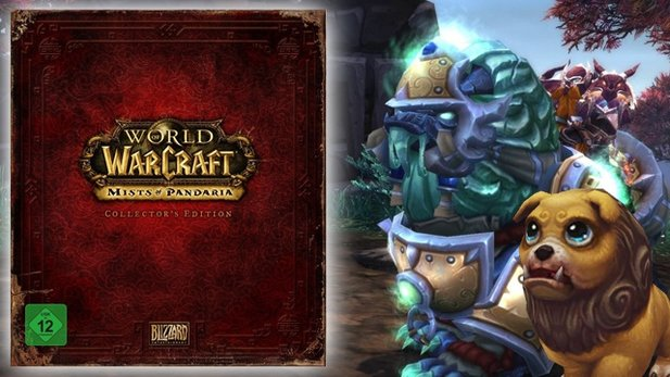 WoW: Mists of Pandaria - Boxenstopp zur CE
