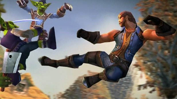 Chuck-Norris-Trailer von World of WarCraft