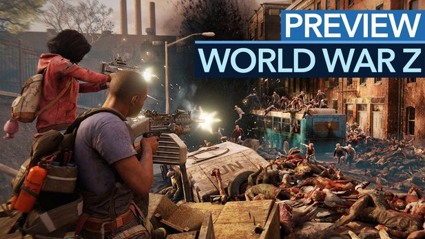 World War Z - Gameplay-Preview zum Koop-Shooter mit Zombies ohne Ende