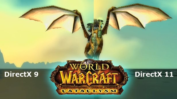 World of Warcraft mit DirectX 11