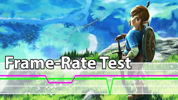 Zelda: Breath of the Wild - Patch 1.2.0: Wii U gegen Switch im Frame-Rate-Test