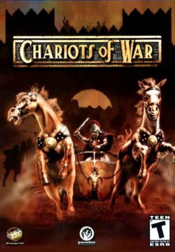 Cover zu Chariots of War