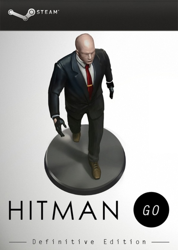 Cover zu Hitman GO: Definitive Edition