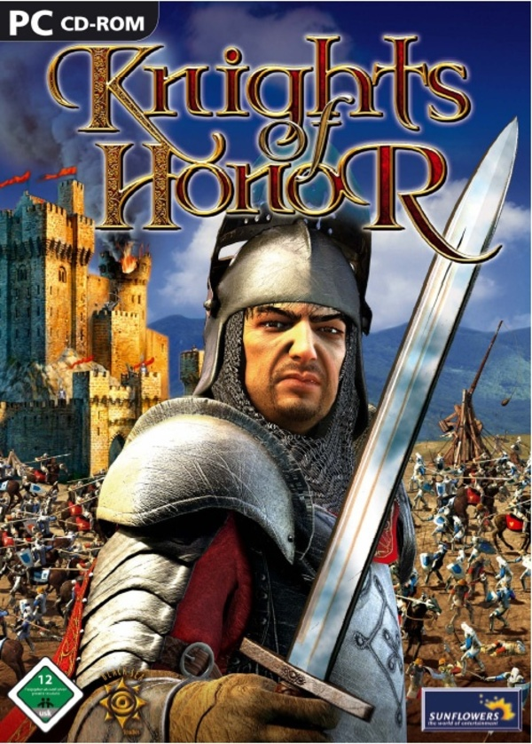 Cover zu Knights of Honor