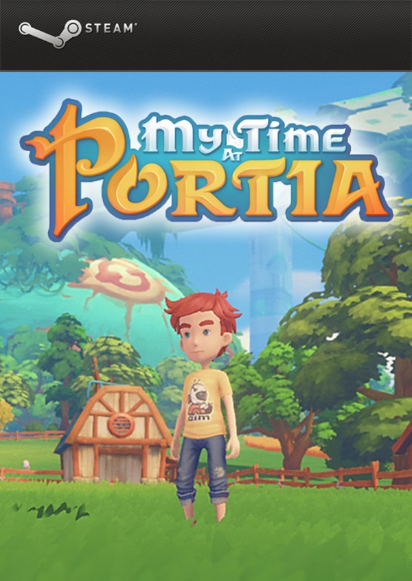 Cover zu My Time at Portia