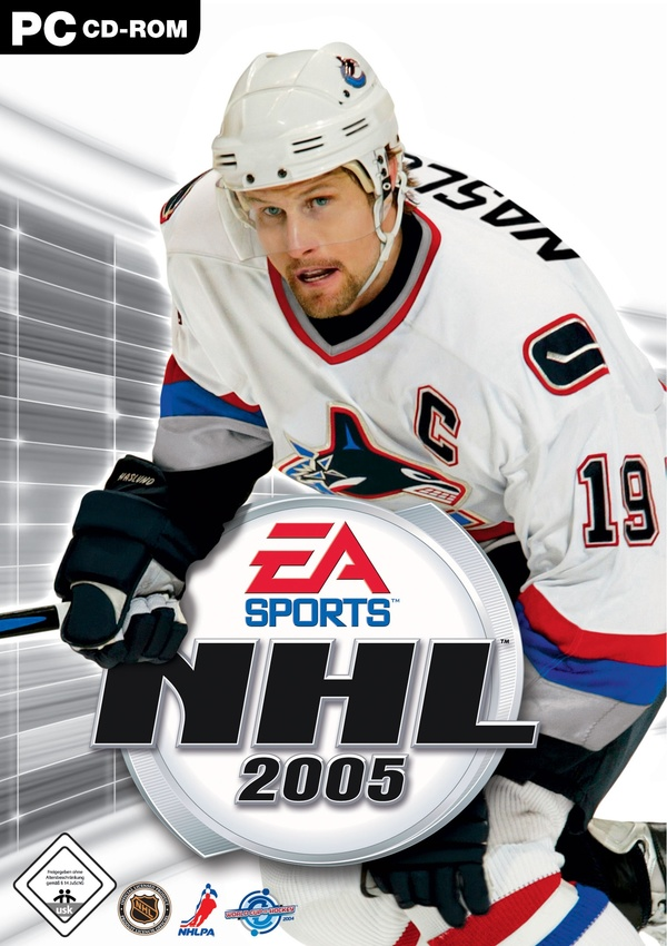 Cover zu NHL 2005