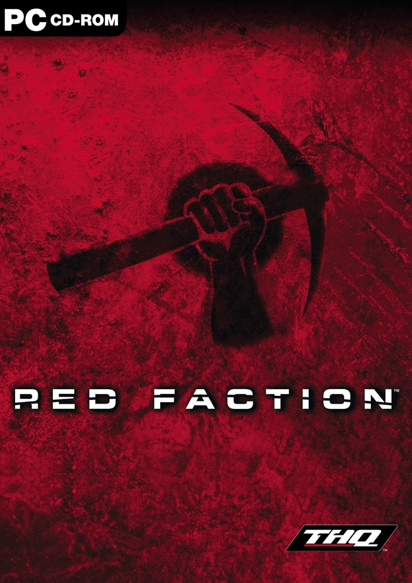 Cover zu Red Faction