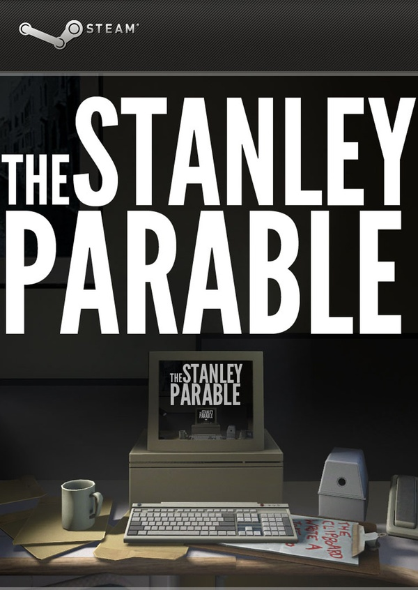Cover zu The Stanley Parable