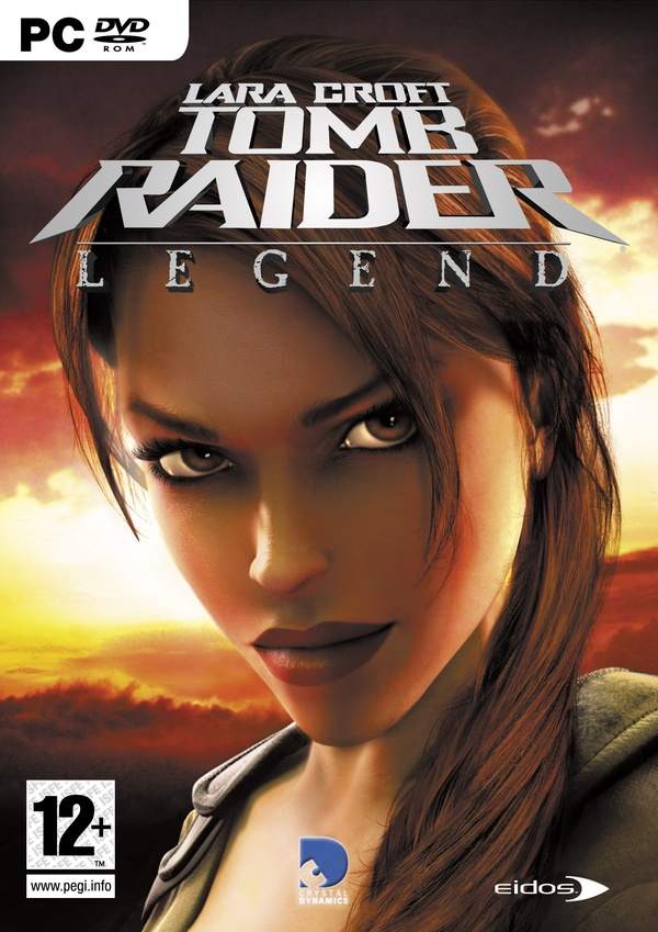 Cover zu Tomb Raider: Legend