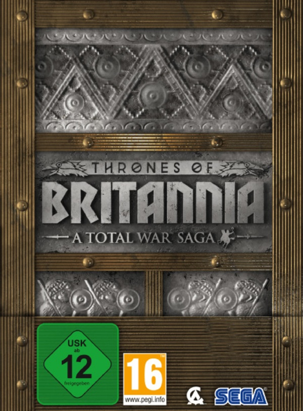 Cover zu Total War Saga: Thrones of Britannia