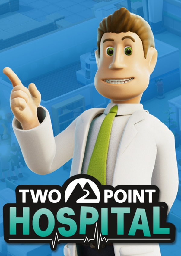 Cover zu Two Point Hospital
