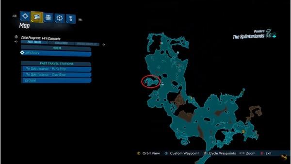 In Borderlands 3 kann man mit Achterbahnfahren Loot verdienen