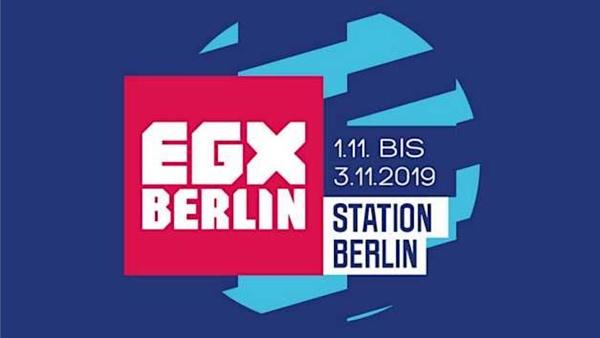 Trefft uns auf der EGX 2019: Alle Infos zur Berliner Gaming-Messe
