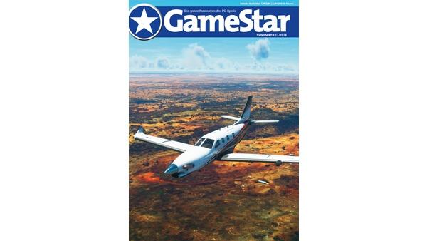 Die neue GameStar - Ab dem 23.10. im Handel