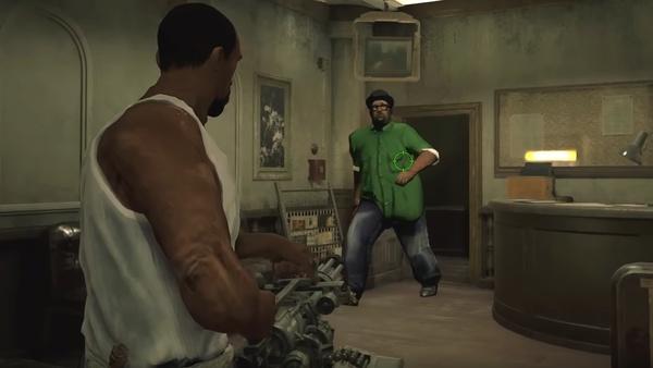 GTA & Avengers in Resident Evil 2: Thanos & CJ per Mod im Horrorspiel
