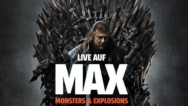 Game of Thrones live auf MAX - Wir diskutieren über die Gesellschaft in Game of Thrones - GameStar