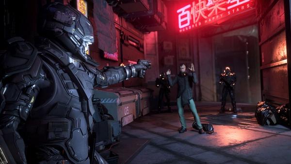 Star Citizen Alpha 3.6: Neue Weltraum-Polizei jagt kriminelle Spieler