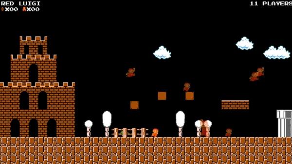 Super Mario Bros. (1985) hat jetzt inoffiziellen Battle-Royale-Modus