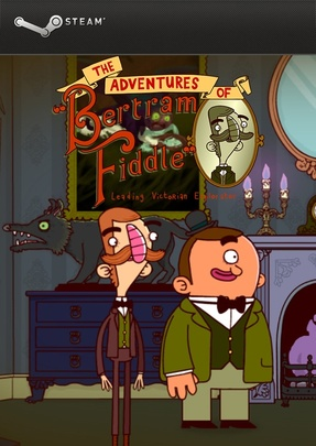 Adventures of Bertram Fiddle: Episode 1 - A Dreadly Business