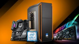 Neu mit Core i7 8086K Gaming-PC Ultra Xtreme