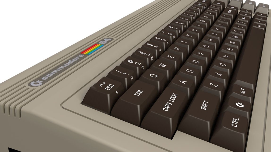 Hall of Fame: Commodore C64 - Eine neue Generation lernt ...