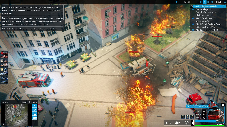 Emergency 5 - Technische Probleme mit der Release-Version - GameStar