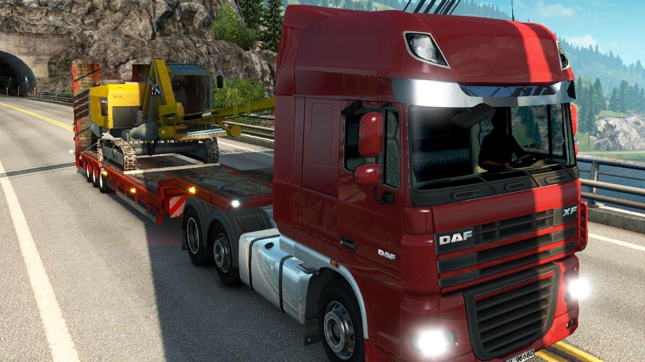 Euro Truck Simulator 2 - Offizielle Mod-Tools und Steam