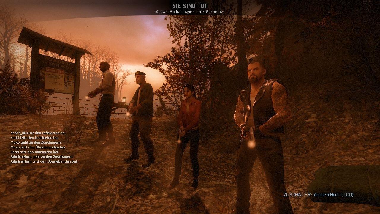 Left 4 Dead 2 - DLC: Alte und neue Überlebende treffen sich