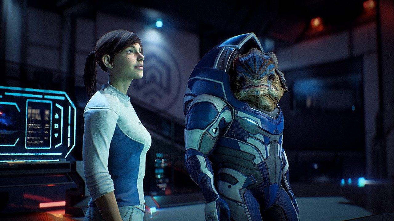 Mass Effect Andromeda Neue Informationen Zu Den Romance Optionen
