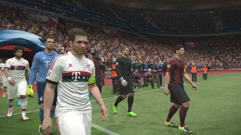 22e8dadfb6 Konami will mit Pro Evolution Soccer wieder zurück an die Genre-Spitze. In  ein paar Jahren wird es soweit sein