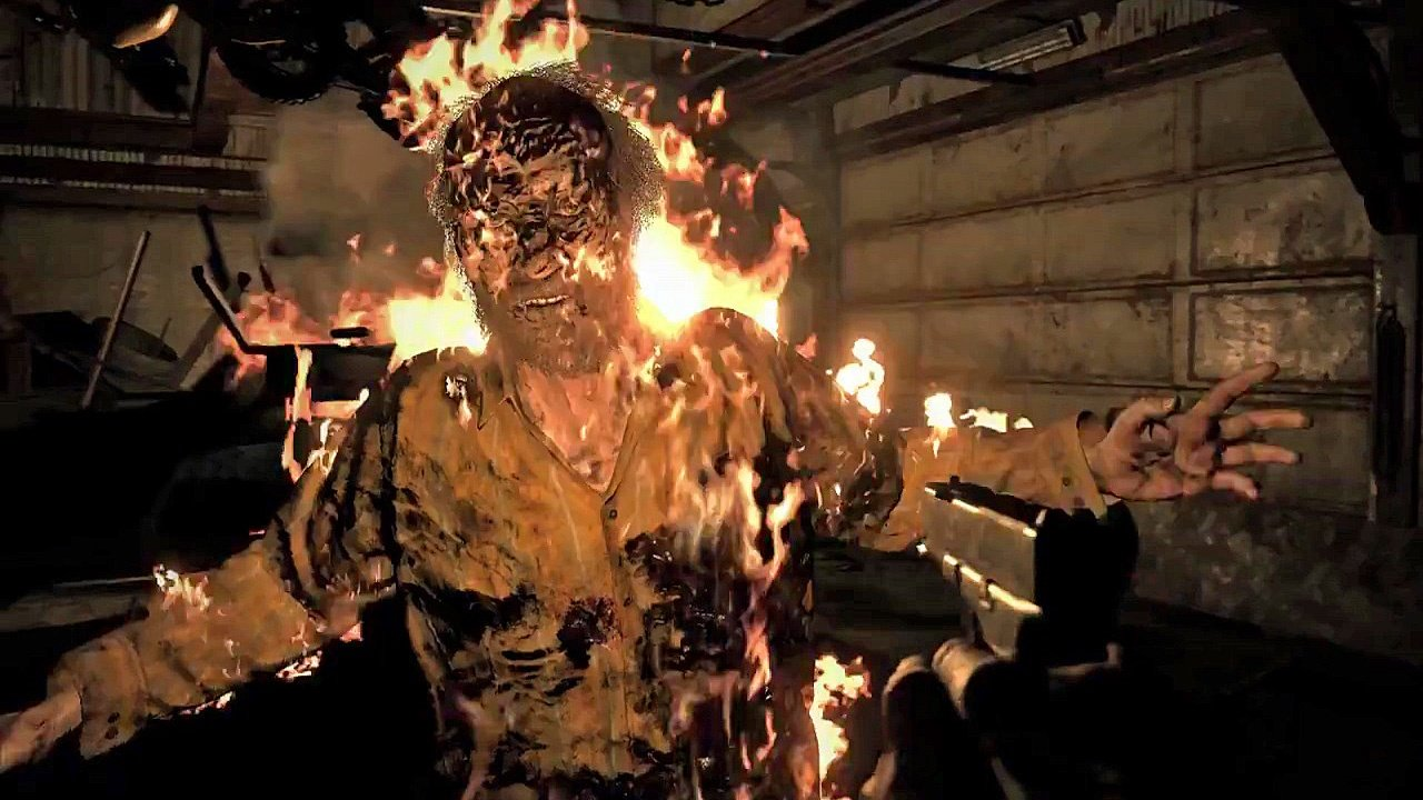 Resident Evil 7 Rätsel Gelöst Microsoft Verrät Den Nutzen Der