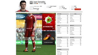 FIFA 11 - Creation Center
