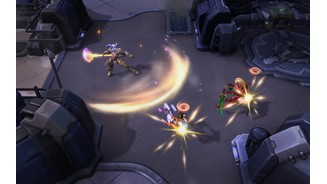 Heroes of the Storm - Screenshots - Die neue Draenei-Heldin Yrel