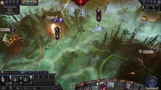 Immortal Realms: Vampire Wars - Screenshot