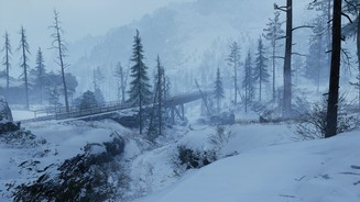 <b>Battlefield 1: In the Name of the Tsar</b><br>Screenshot von der Karte Lupkow Pass
