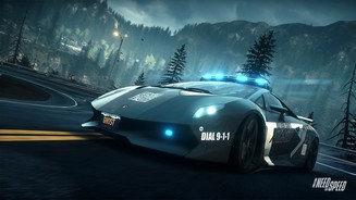 Need for Speed RivalsScreenshot aus dem DLC »Movie Cars Pack«