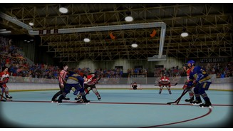 Old Time Hockey - Screenshots