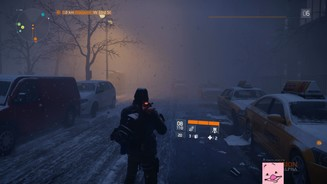 The Division - Alpha-Screenshots (Xbox One)