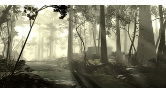 <b>Tomb Raider</b><br/>Screenshot aus dem DLC »1939«