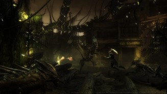 <b>Two Worlds 2</b><br>Screenshots aus dem DLC »Call of the Tenebrae«