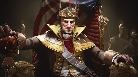 Assassin's Creed 3 - Render-Trailer zum DLC »Die Tyrannei von König Washington«