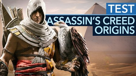 Assassin's Creed: Origins - Testvideo zum Ägypten-Epos