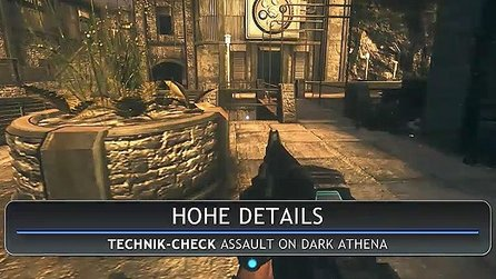 Assault on Dark Athena - Technik-Check im Video