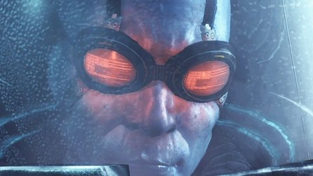 Batman: Arkham City - Trailer: Mr. Freeze gegen Batman