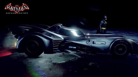 Batman: Arkham Knight - Entwickler-Video zum 1989er Batmobil