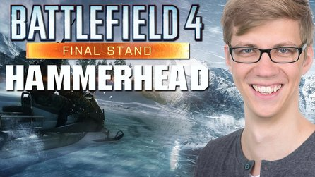 Battlefield 4: Final Stand - Map-Check: Hammerhead