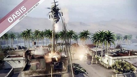 Battlefield: Bad Company 2 - Trailer zum VIP-Pack #7