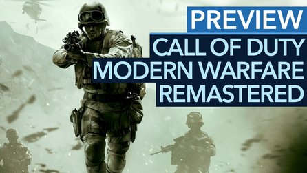 Call of Duty: Modern Warfare Remastered - Wir spielen den Multiplayer-Modus