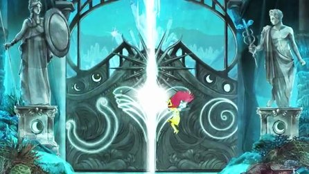 Child of Light - Koop-Gameplay im Trailer